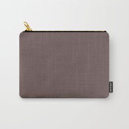 Peppercorn Color Accent Carry-All Pouch