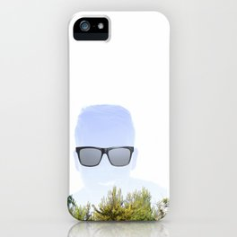 """Cloudmouth"" iPhone Case"