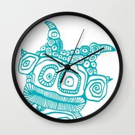 Biquette Wall Clock