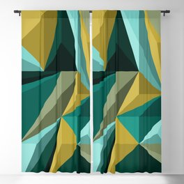 Polygon 3 Blackout Curtain