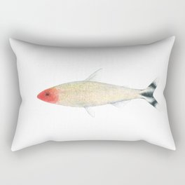 Rummy Nose Tetra Rectangular Pillow