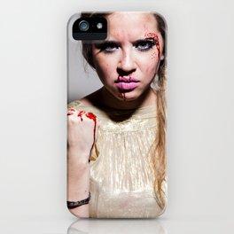 INES BLOOD iPhone Case