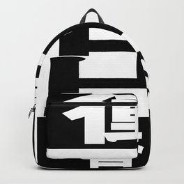 Straight Outta Hong Kong (Chinese Version) Backpack