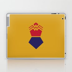 WonderWoman Alternative Minimalist Poster Laptop & iPad Skin