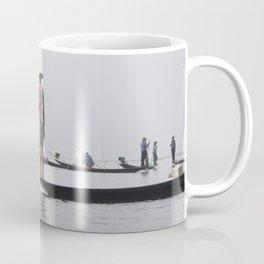 HERDING FISH Coffee Mug