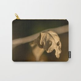 Oak tree leaf #1 Carry-All Pouch