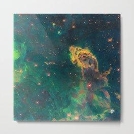 ALTERED Carina Nebula Metal Print