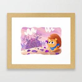 Sweet Seasons - Autumn Framed Art Print
