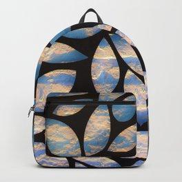 Leaf Pattern 01A Backpack