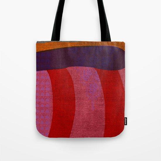 A Reasonable Assumption, Abstract Shapes Tote Bag