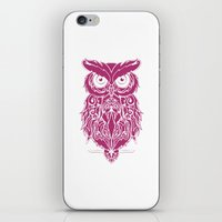 merlin iPhone & iPod Skins featuring Merlin by curlie