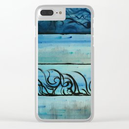 Four Waters Come to Life Clear iPhone Case