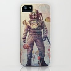Deep Sea Garden - colour option Slim Case iPhone (5, 5s)