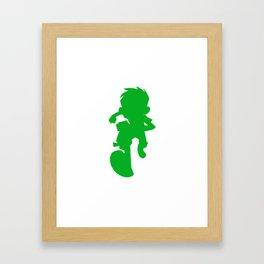 BEN 10 Framed Art Print
