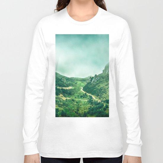 Picos de Europa Long Sleeve T-shirt