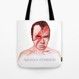 Squiggy Stardust Tote Bag