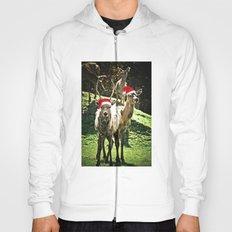 Tis The Season - Reindeer Hoody