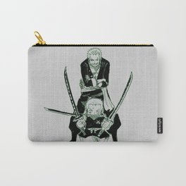 RORONOA ZORO GREEN SHADES - ONEPIECE Carry-All Pouch