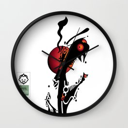 "JRED by JC LOGAN 4 ""I Am Simply Blessed"" Wall Clock"
