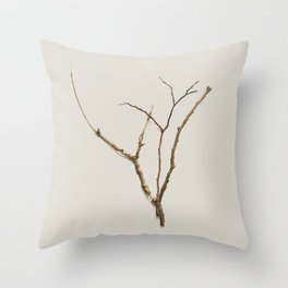COMPOSIZIONE RAMI I Throw Pillow
