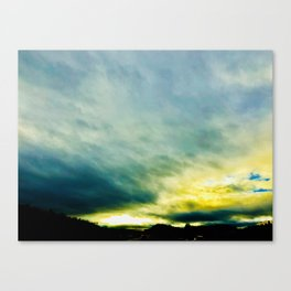 Enjoy Your Time Photography Canvas Print