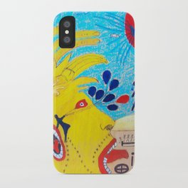 Reds iPhone Case