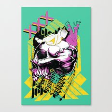 XXX Canvas Print