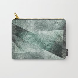 green gray shades Carry-All Pouch