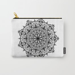 Mandala: ornate and detailed Carry-All Pouch