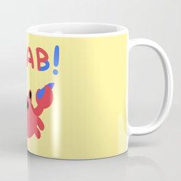 CRAB! Coffee Mug