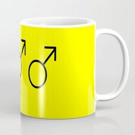 Symbol of Transgender 61 Coffee Mug