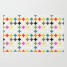 Cross Pattern Rug