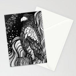 Steller's sea eagle (Haliaeetus pelagicus) Stationery Cards