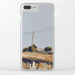 Low Country II Clear iPhone Case