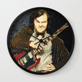 Jack Black Wall Clock