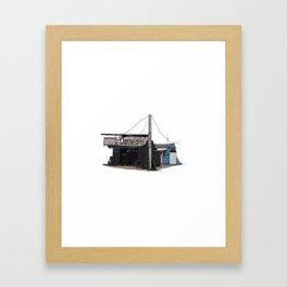 Taller Framed Art Print