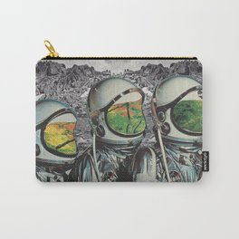 Les Distantes Carry-All Pouch
