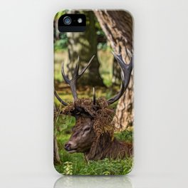 The Stag. iPhone Case