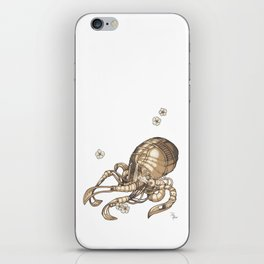 Mechanical Octopus iPhone Skin