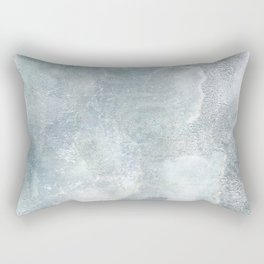 Drowning Rectangular Pillow