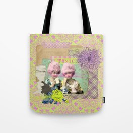 ViRtUaL CoFfeE Tote Bag