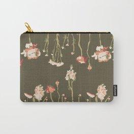 Floralz #57 Carry-All Pouch