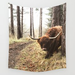 Wander the great outdoors Wall Tapestry