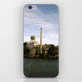 alcatraz island 2 iPhone Skin