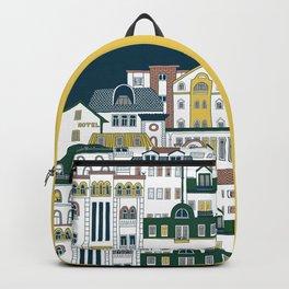 Architecture in Neighborhood | Indigo Backpack