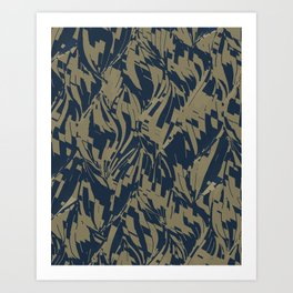 Abstract BG Art Print