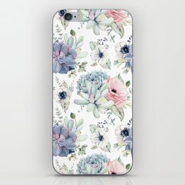 Oh my Succulents iPhone Skin