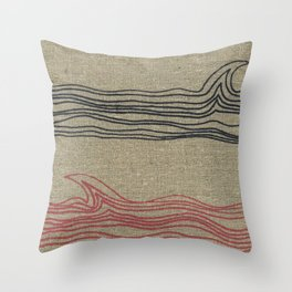 Riviera 2 Throw Pillow