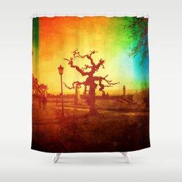 Forlorn Shower Curtain