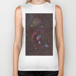 Orion Constellation Biker Tank